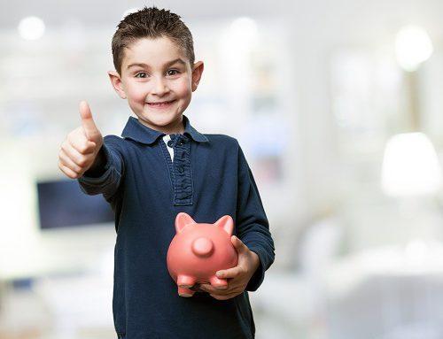 Como ensinar educação financeira para crianças