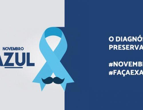 Novembro Azul – Aos homens previdentes!