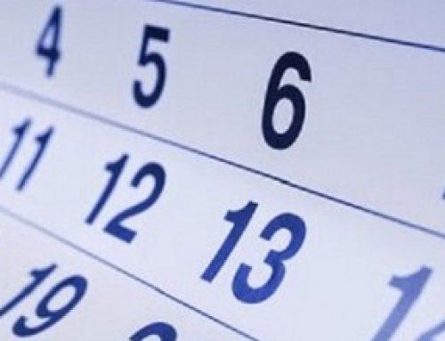 Dia do Professor – Não haverá expediente no dia 14/10