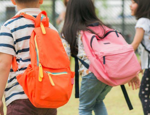 Peso das mochilas: saiba como isso pode afetar seu filho