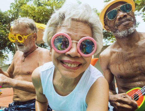 Qual o segredo para envelhecer bem?