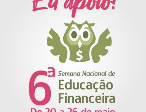 PrevUnisul apoia 6ª Semana Nacional de Educação Financeira