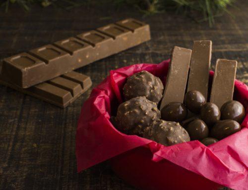 Chocolate amargo traz benefícios à saúde