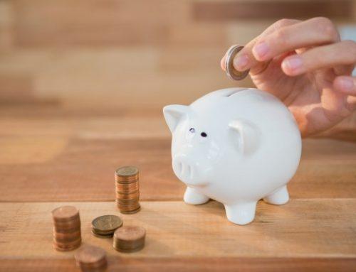 Crie a cultura de guardar dinheiro