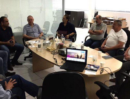Associação dos Aposentados se reúne com a PrevUnisul