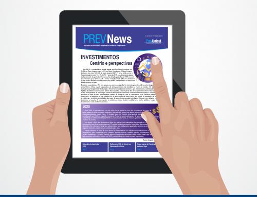 Confira o PREVNews 30 on-line