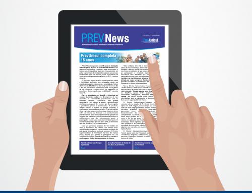 Confira o PREVNews 31 on-line