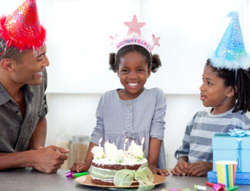 Comemore seu aniversário gastando pouco
