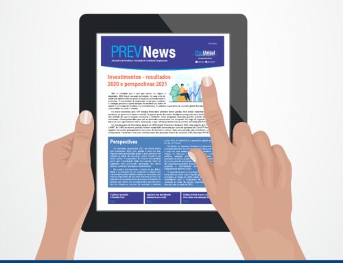 Confira o PREVNews 33 on-line